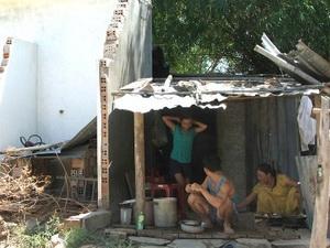 Long An: 4.600 hộ sống tạm bợ chờ tái định cư