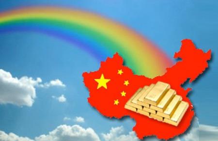 Trung Quốc liên tiếp lập kỷ lục nhập vàng vì... lạm phát