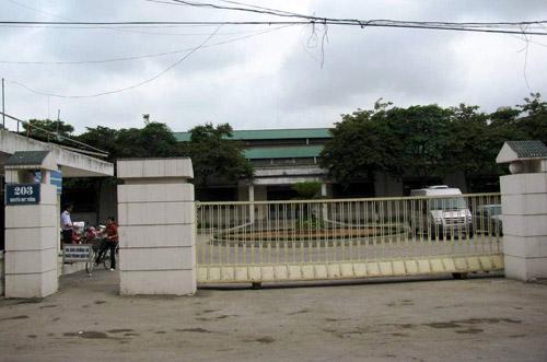 Xây tổ hợp nhà ở tại Quận Thanh Xuân