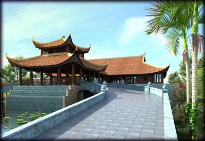 Sắp ra mắt khu nghỉ dưỡng Ana Mandara Ninh Bình