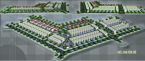 Tăng vốn, điều chỉnh quy hoạch khu đô thị Liêm Chính