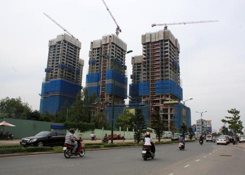 Nhà đầu tư bất động sản chán căn hộ