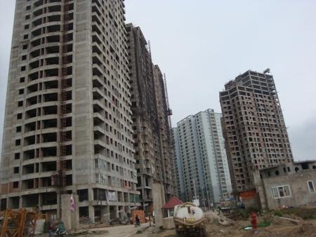 Tỷ lệ nhà thấp tầng không phù hợp với đô thị phát triển