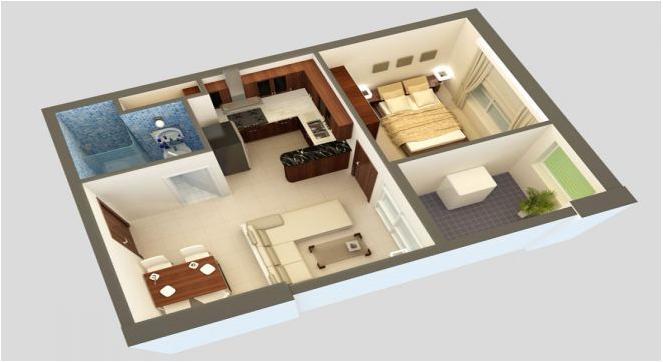 E-SEA Apartment