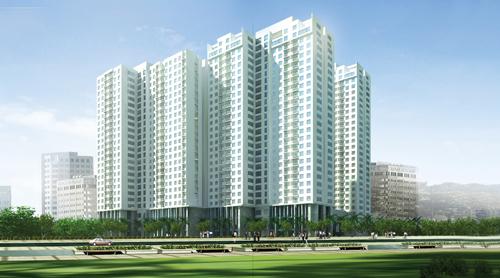 Ngày 17/6: NBB mở thầu dự án City Gate Towers