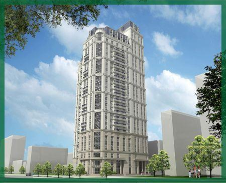 Tòa nhà cao cấp Westa