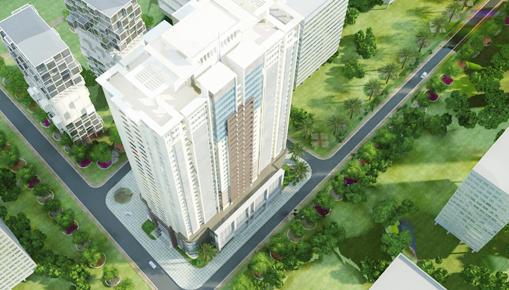 Ngày 1/11: Mở bán đợt tiếp theo căn hộ FLC Landmark Tower
