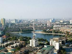 Hoàn thiện bản vẽ quy hoạch chung xây dựng Hà Nội trước 1/8/2011