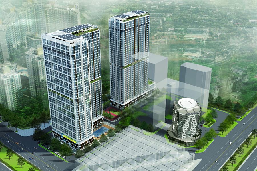 Mở bán đợt 2 dự án khu căn hộ số 1 Thăng Long với giá từ 39 triệu đồng/m2