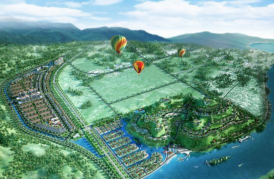 Bán biệt thự Thien Park ra thị trường Nhật Bản