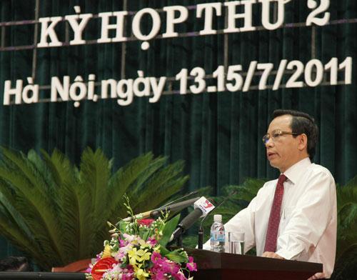 Hà Nội sẽ thu hồi 20 dự án
