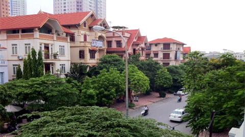 Thị trường địa ốc: 4 kịch bản, 3 lựa chọn