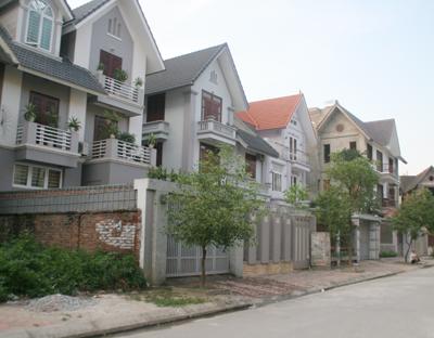 Thị trường biệt thự, nhà liền kề ít có giao dịch thành công