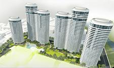 Mở bán căn hộ City Garden tại Hà Nội