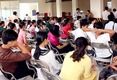 Giá căn hộ chung cư tại Hà Nội vẫn quá tầm với người dân