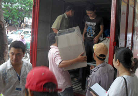 """Hà Nội: Giải toả xong khu """"đất vàng"""" ở Hàng Bài với 47 tỷ đồng"""
