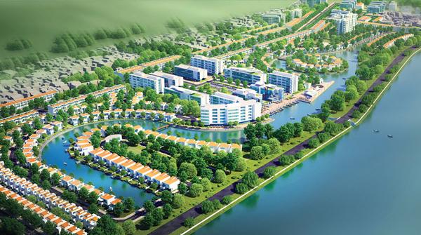Hà Quang Land: Chào bán dự án Venesia tại Hà Nội