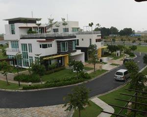 Thị trường bất động sản khu vực lân cận TP.HCM:Hút khách nhờ lợi thế hạ tầng