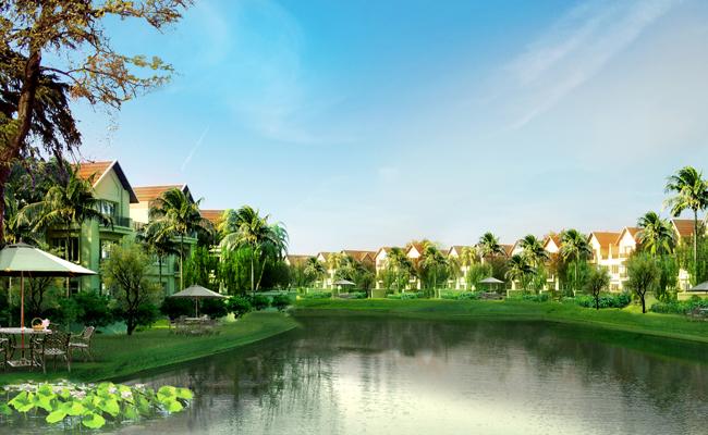 Tháng 9/2011: Bàn giao biệt thự Vincom Village đầu tiên