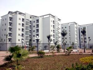 Hà Nội triển khai xây 11.714 căn hộ thu nhập thấp