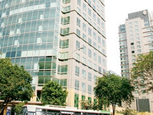 TP.HCM: Thị trường văn phòng cho thuê ổn định