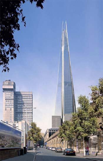 London trong cơn khát nhà đất