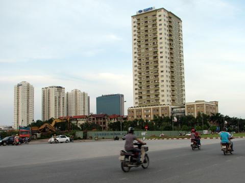 Thị trường căn hộ còn sụt giảm đến cuối năm