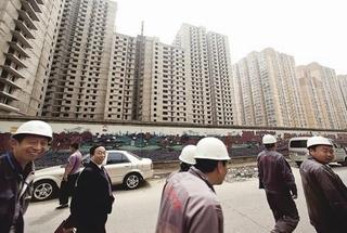 Trung Quốc: Bất động sản vẫn tăng nóng