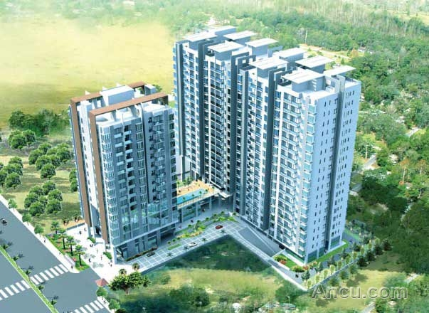 Chào bán căn hộ Thiên Lộc Tower với giá từ 14 triệu đồng/m2