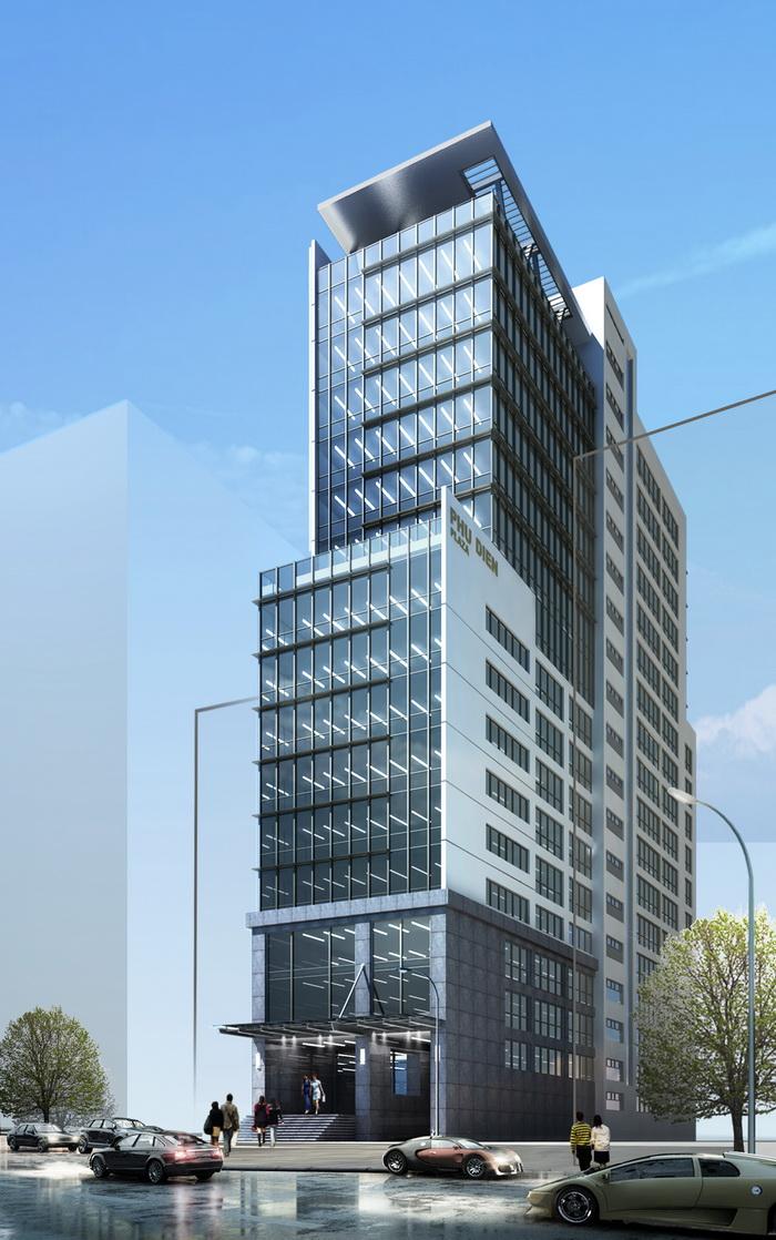 NAC Real Estate: Bổ nhiệm làm đơn vị quản lý tòa nhà Phu Dien Building