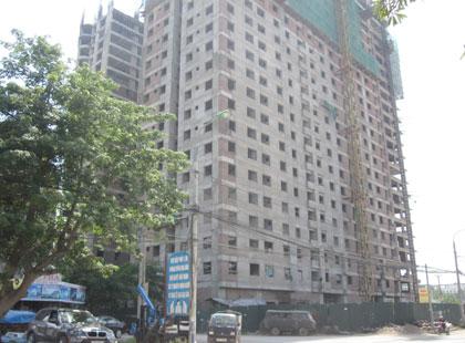 Mua căn hộ của chung cư chưa được cấp phép xây dựng: Thấp thỏm lo âu