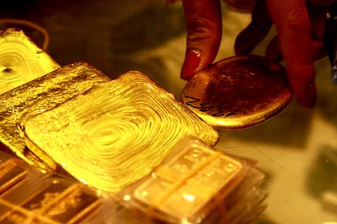 Giá vàng tăng từng phút, vượt 44,2 triệu đồng một lượng