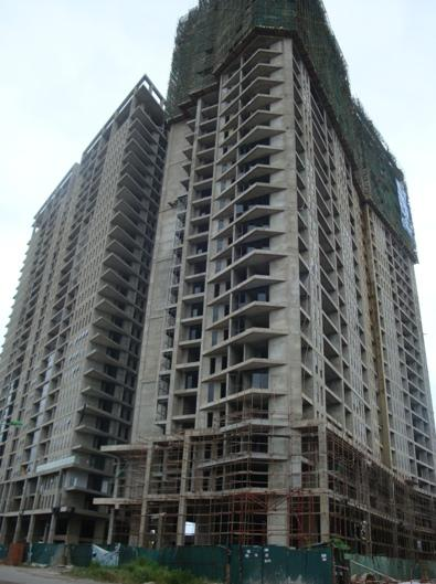 Công văn có nội dung thông báo tạm dừng hợp đồng bán căn hộ và tạm dừng bàn giao nhà theo quy định của hợp đồng của AIC gửi khách hàng.