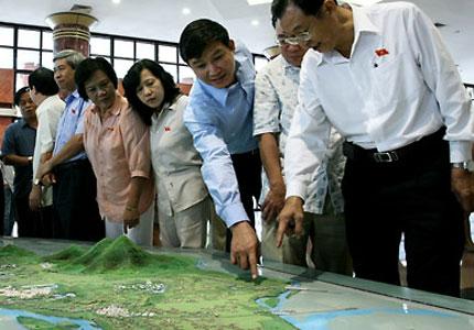 Quy hoạch Hà Nội: Đại gia