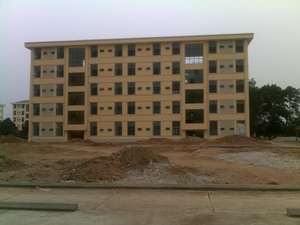 Năm 2011: Nhu cầu đầu tư hoàn thành dự án nhà ở sinh viên trên 6.000 tỷ đồng