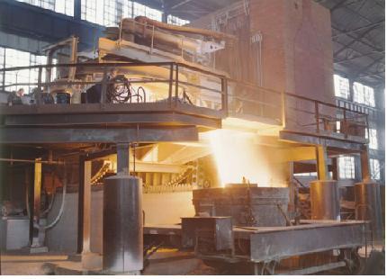 Tháng 8/2011: Nhập khẩu thép 500 ngàn tấn