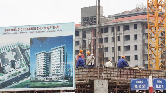 Đề nghị tăng tỷ trọng cho vay mua nhà để ở: Ai mua nhà để ở?