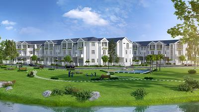 Chào bán biệt thự Hoja Villa với giá từ 3,7 tỷ đồng/căn