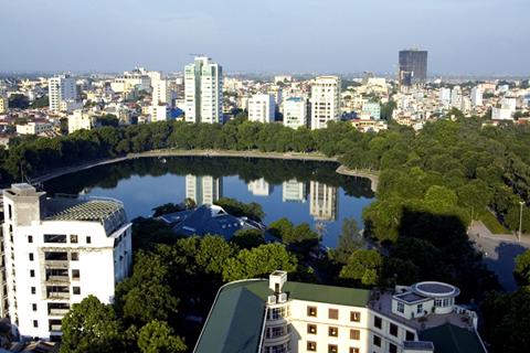 Giá đất Hà Nội năm 2012 giữ mức trần