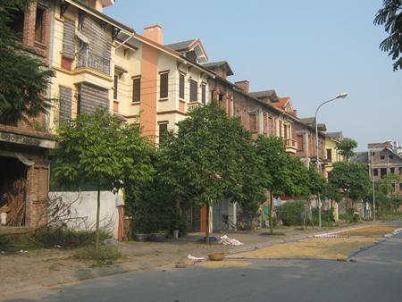 """Bất động sản phía đông Hà Nội """"khát"""" giao dịch"""