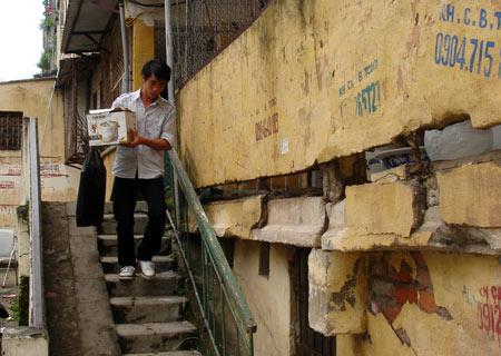 85 chung cư cũ ở Hà Nội phải kiểm định chất lượng