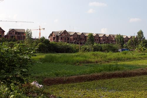 Giá đất Hà Nội lên tới trên 27.000USD/m2