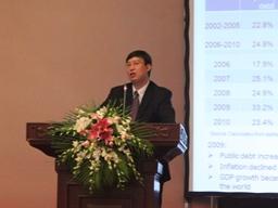 Tỷ lệ nợ công/GDP của Việt Nam có thể lên tới 70%