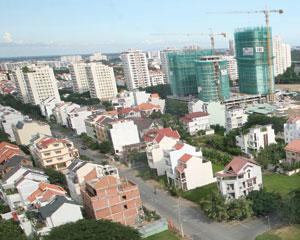 Thị trường địa ốc: Chưa rõ xu thế trong ngắn hạn