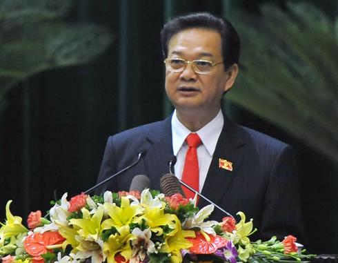 Thủ tướng: 'Đến 2015, nợ công chiếm 60-65% GDP'