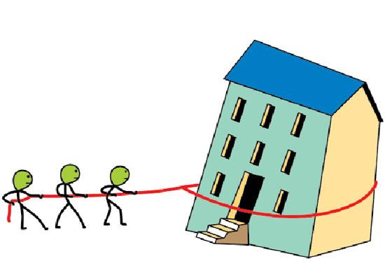 Xoay chiều bất động sản: Tiền hay tâm lý?
