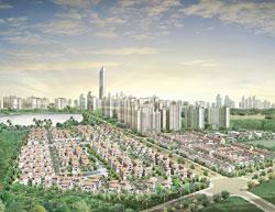 Vinaconex phản pháo thông tin về dự án Bắc An Khánh