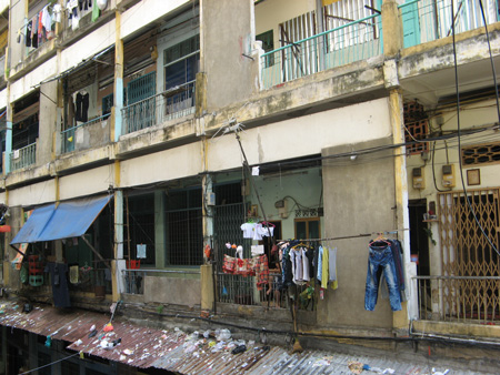 Di dời khẩn cấp chung cư Cô Giang: Chính quyền sẵn sàng đối thoại với người dân