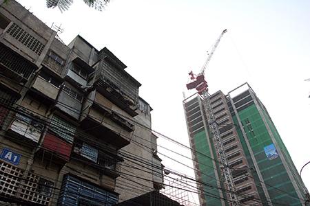 Bộ Xây dựng không đề nghị bơm tiền cứu bất động sản