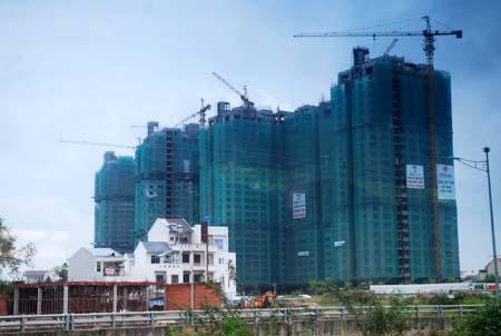 Thị trường bất động sản sau hiện tượng giảm giá